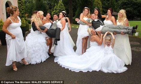 10 brides